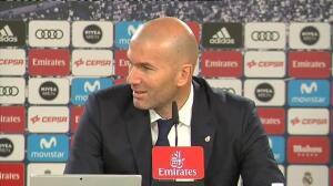"""Zidane: """"Gareth es un jugador especial, distinto a los demás"""""""