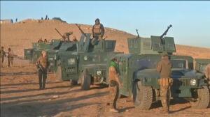 Irak inicia una ofensiva para liberar el oeste de Mosul de Daesh