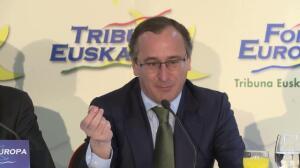 PP advierte al PNV sobre la aprobación de los Presupuestos