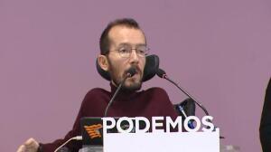"""Echenique: """"El apoyo a Errejón es evidente y está garantizado"""""""