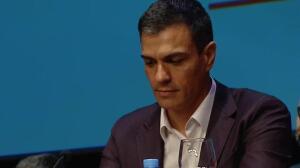 Pedro Sánchez apuesta por una alianza progresista y por la plurinacionalidad del Estado español