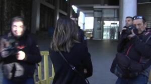 Lucas Hernández y su ex pareja admiten que se agredieron mutuamente