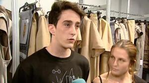 Dos atletas paralímpicos debutan como modelos en la Madrid Fashion Week