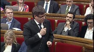 Rajoy y Puigdemont ni confirman ni desmienten que se reunieran en secreto