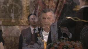 Cena de gala en el Palacio Real en honor al presidente argentino