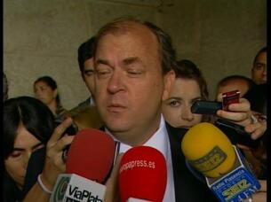 Monago se reunirá con Blanca Portillo por su renuncia