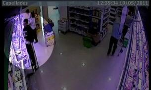 Aumentan los robos en supermercados con la llegada de la Navidad
