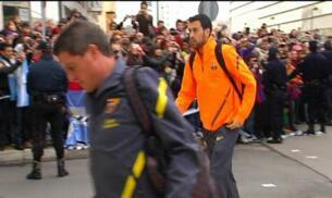 El Barça ya está en Villareal