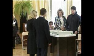 Las medidas de seguridad marcan la jornada electoral en Rusia