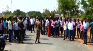 Cae un meteorito y mata a un conductor de autobús en la India