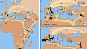 Gibraltar, la puerta de entrada de homínidos al continente europeo