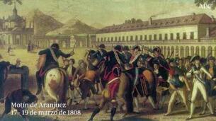 La traición de Fernando VII a España