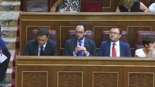 La comisión gestora del PSOE ante la decisión de facilitar o no el Gobierno de Rajoy