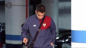 El Sevilla, preparado para recibir al Leicester