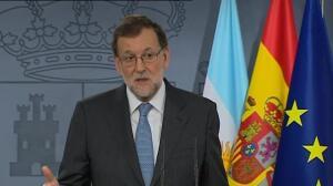 """Rajoy: """"O en este país se cumplen las reglas o acabaremos teniendo un problema"""""""