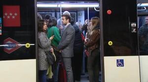 Comienza la huelga de maquinistas de Metro Madrid