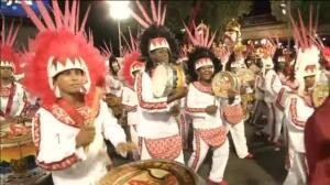 La magia del Carnaval conquista Brasil