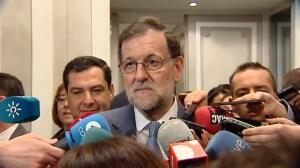 """Rajoy responde a Homs: """"España goza de muy buena salud"""""""