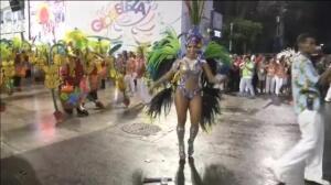 Fin de semana de color en el Carnaval de Brasil