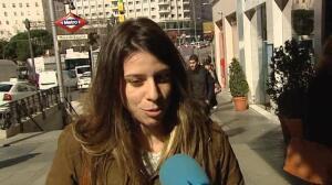 Los madrileños votan a favor de ampliar aceras en Gran Vía