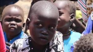 100.000 personas en riesgo de hambruna en Sudán del sur