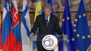 Los 27 buscan relanzar la UE en el 60ª aniversario del Tratado de Roma