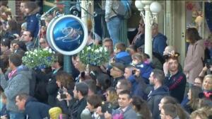 Disneyland París celebra con un gran desfile su 25 aniversario