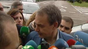 Susana Díaz, arropada por el pasado y el presente del PSOE