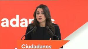 """Inés Arrimadas: """"¡La que está liando el Partido Popular en Murcia!"""""""