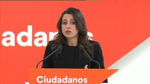 Inés Arrimadas: