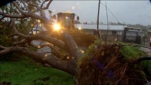 El ciclón Debbie deja una estela de destrucción en el noreste de Australia