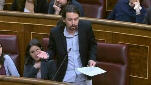 Iglesias pregunta a Zoido sobre Villarejo