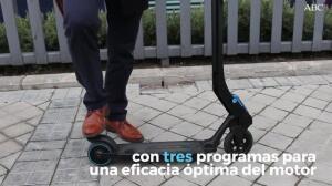 e-Kick, el patinete eléctrico para moverse por la ciudad