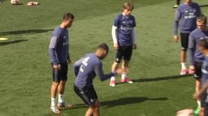 El Real Madrid prepara a conciencia un Clásico cargado de emoción