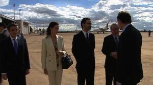 Rajoy inicia su viaje oficial a Brasil