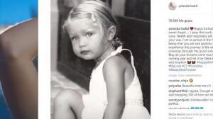 Gigi Hadid celebra su cumpleaños más especial