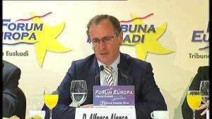 """Alfonso Alonso: """"Aguirre tomará la decisión más inteligente"""""""