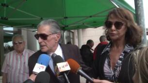 Numerosos amigos despiden a Palomo Linares
