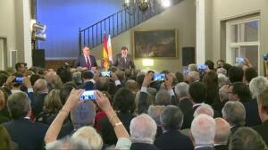 """Rajoy , sobre corrupción : """"El que la hace, la paga"""""""