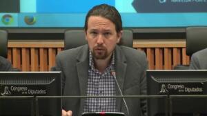 """Iglesias exige la dimisión de Catalá y Moix por """"parasitar"""""""