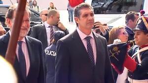 """Gritos a Rajoy en Uruguay: """"Lo habéis robado todo, ladrón"""""""