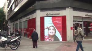 Santander crece un 14% el primer trimestre de 2017