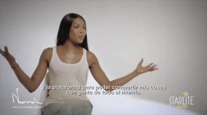 Naomi Campbell lanza su marca de moda y belleza