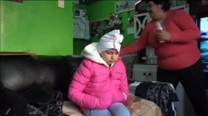 El video de la niña enferma de cáncer bailando en el hospital se vuelve viral
