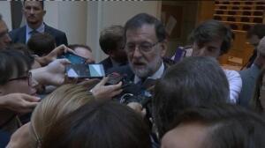 """Rajoy aboga por la """"máxima colaboración"""" entre países para combatir el terrorismo"""