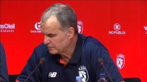 Marcelo Bielsa ya es el nuevo entrenador del Lille
