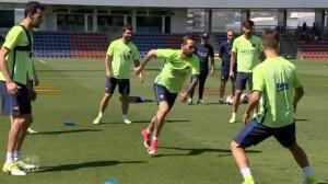 El Barça comienza a preparar la final de Copa
