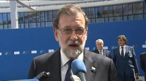 """Rajoy: """"No voy a permitir que nadie liquide la soberanía nacional"""""""