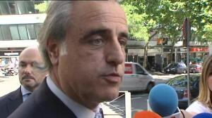 Prisión incondicional para el expresidente del Barsa, Sandro Rosell