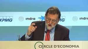 """Rajoy sobre referéndum: """"Ni me lo creo, ni se va a producir"""""""